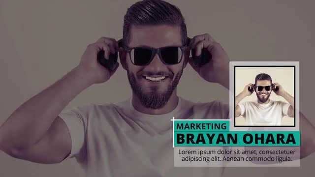 Dynamic Corporate Titles: After Effects Templates