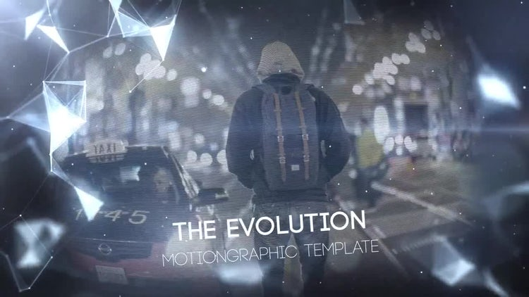 The Evolution: After Effects Templates