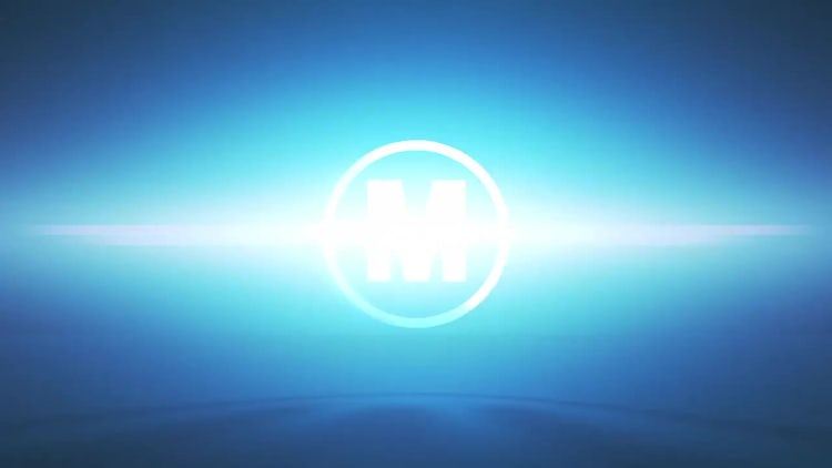 Light Transition Logo: After Effects Templates