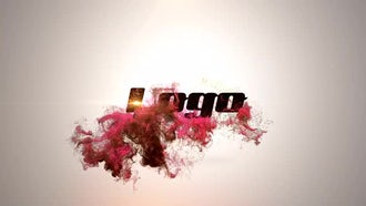 Colorful Particles: After Effects Templates