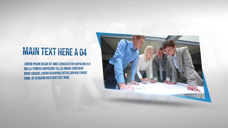 Corporate Inspire: After Effects Templates