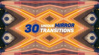 Mirror Transitions: Premiere Pro Templates