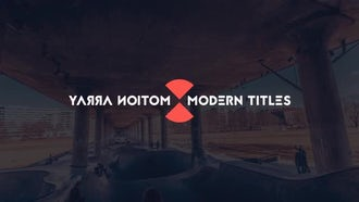 Abstract Titles: After Effects Templates