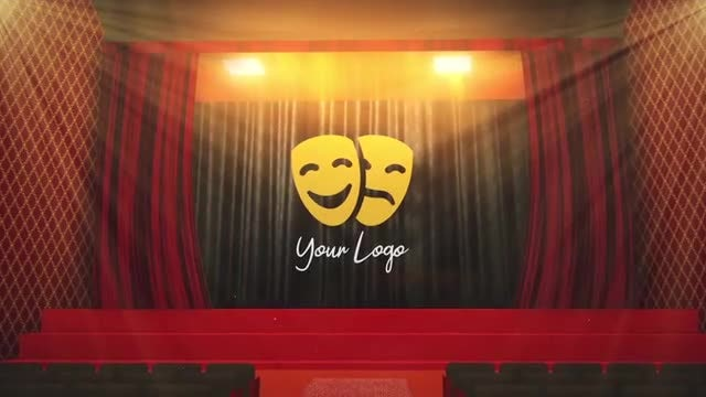 Theater Logo Reveal: After Effects Templates