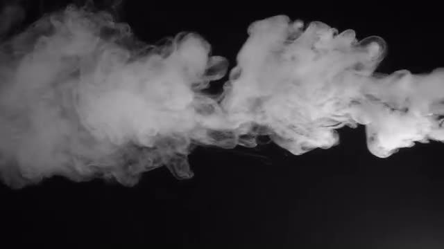 White Smoke: Stock Video