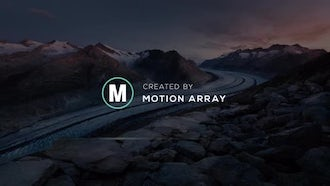 Modern Logo Titles: After Effects Templates