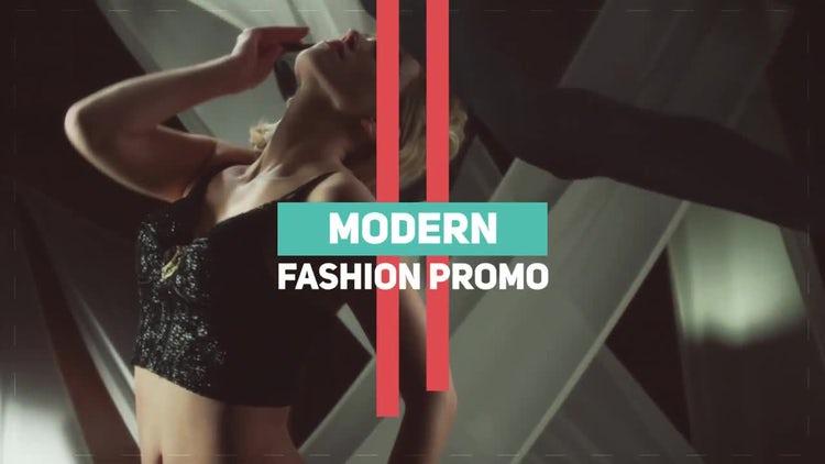 Modern Fashion Promo: Premiere Pro Templates
