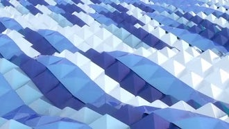 Wave Background: Motion Graphics