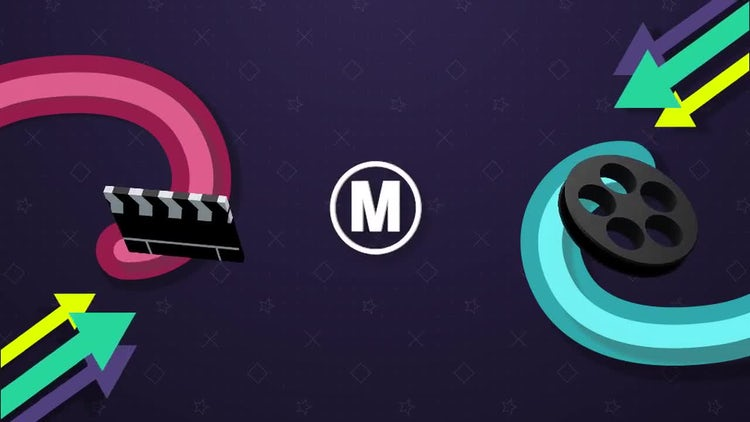 Cinema Logo: After Effects Templates