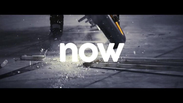 Fast Typography Slideshow: Premiere Pro Templates