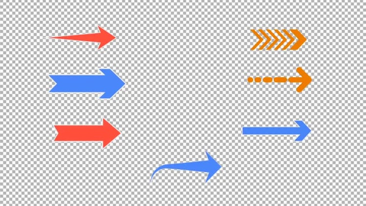 Arrows: Stock Motion Graphics