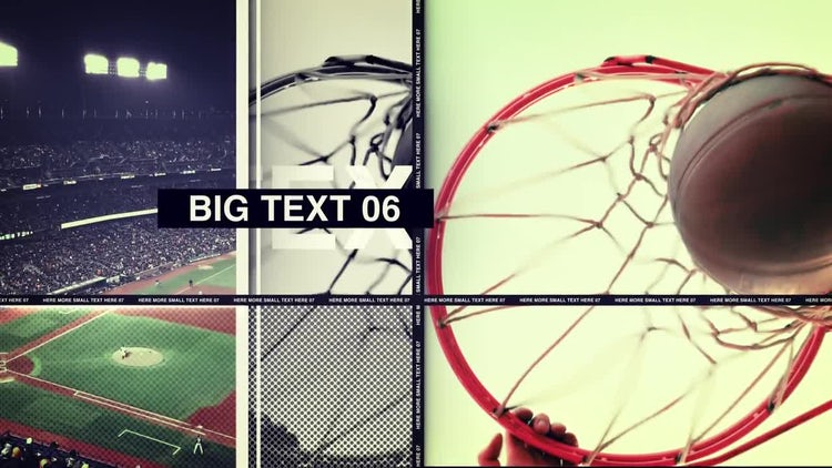 Whiplash: After Effects Templates