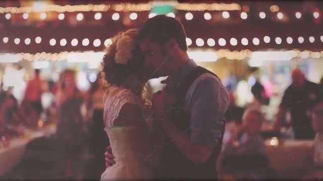 Vintage Wedding Video: After Effects Templates