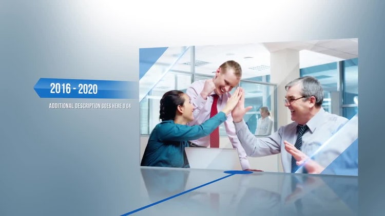 Corporate Video: After Effects Templates