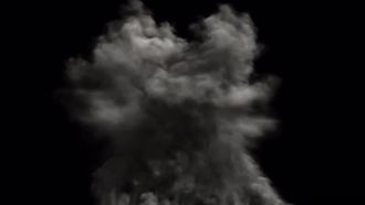 Upward Smoke: Motion Graphics