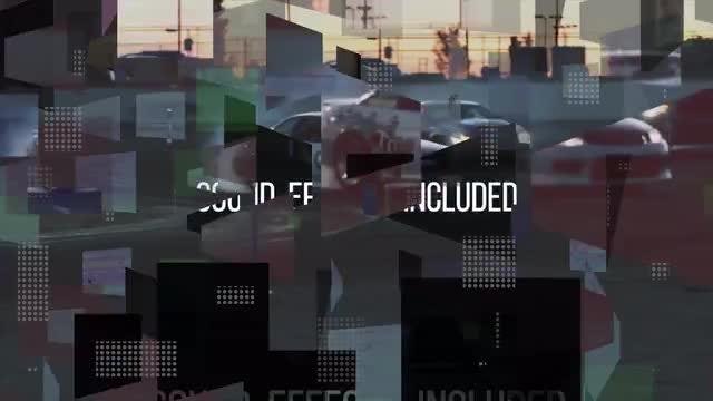 14 Glitch Transitions: Premiere Pro Templates