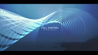 Lines Parallax: After Effects Templates