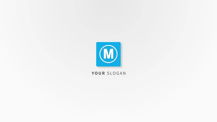 Modern Minimal Logo : After Effects Templates