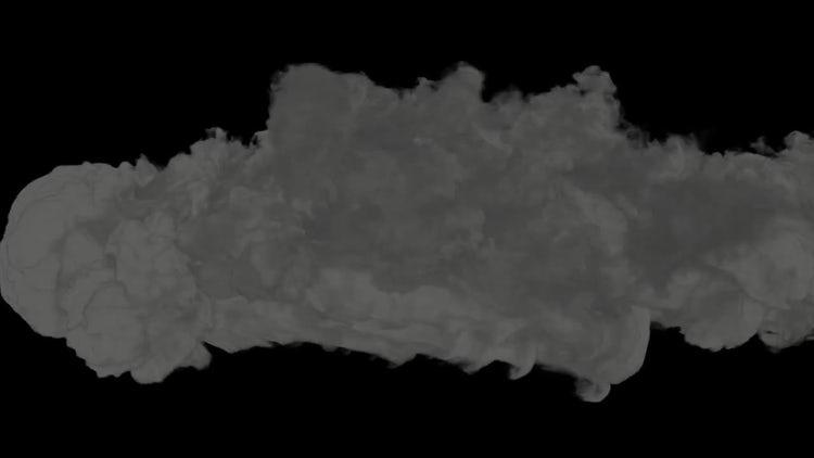 Side Smoke: Stock Motion Graphics