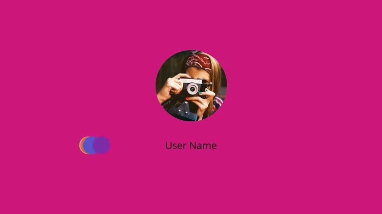Social Media Logo: Premiere Pro Templates