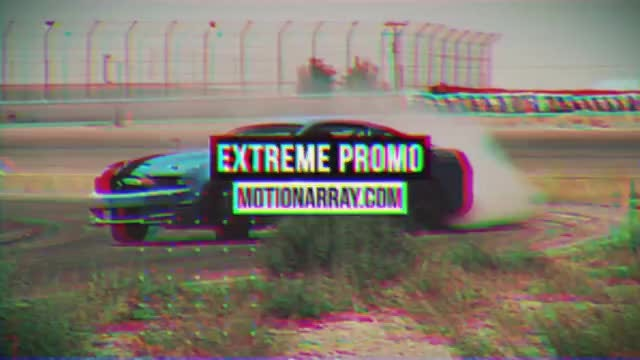 Extreme Promo: After Effects Templates