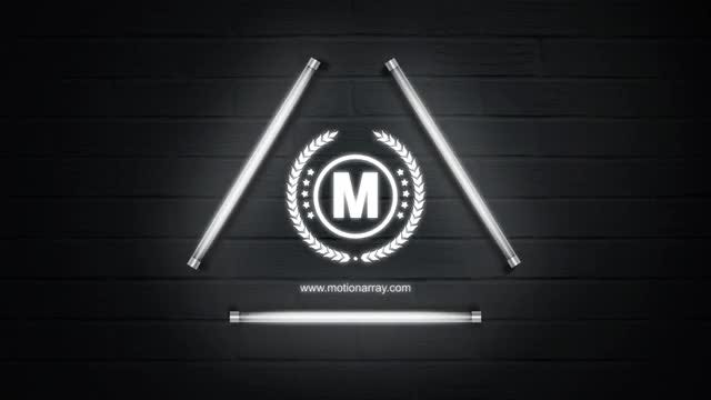 Logo Lamp: Premiere Pro Templates