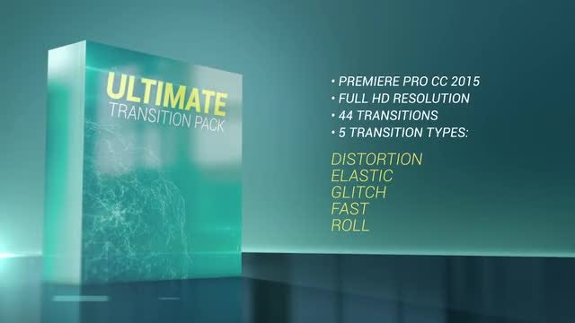 Ultimate Transition Pack: Premiere Pro Templates