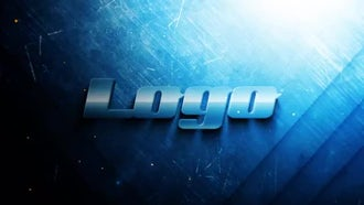 Cinematic Intro Logo: After Effects Templates