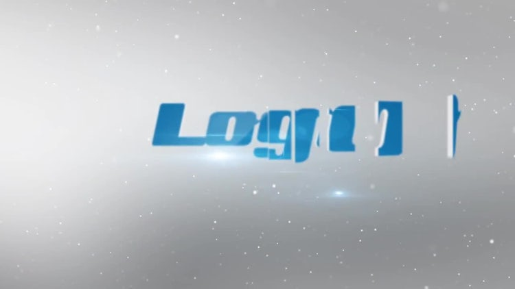 Clean Logo Intro: After Effects Templates