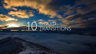 Liquid Transitions: Premiere Pro Templates