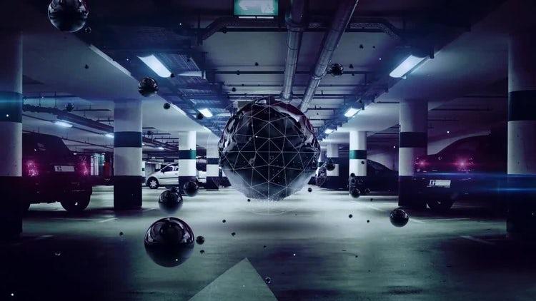 Sphere Logo: Premiere Pro Templates