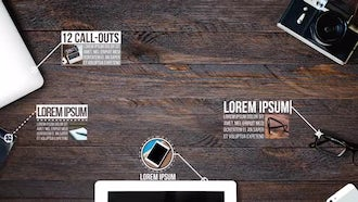 Call-Out Titles: After Effects Templates