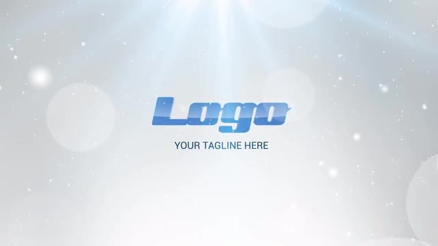 Light Elegant Logo: After Effects Templates