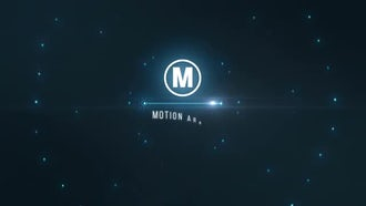 Night Logo: After Effects Templates