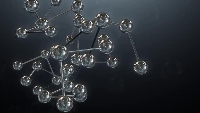 Metal Balls: Stock Motion Graphics