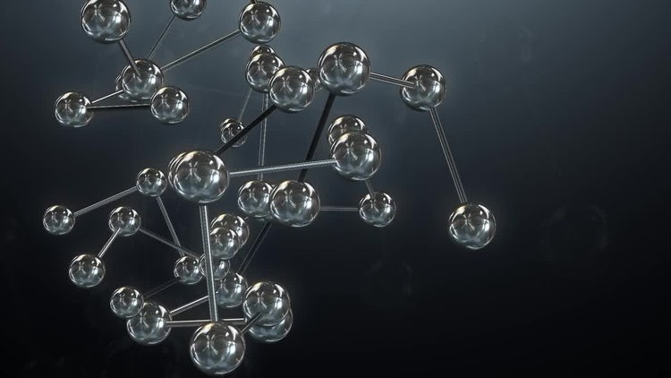 Metal Balls: Motion Graphics