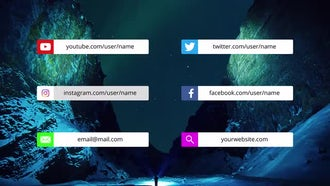 Social Media Titles: Premiere Pro Templates