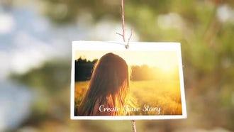 Light Frame Slideshow: After Effects Templates