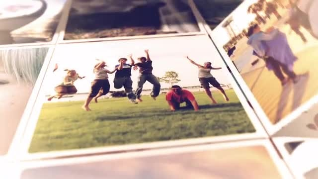 Multiple Photos Slideshow: After Effects Templates
