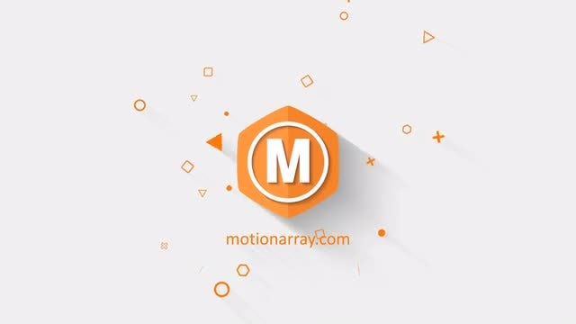 Clean Minimal Logo: After Effects Templates