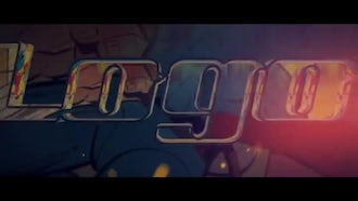 Cinematic Logo Intro: After Effects Templates
