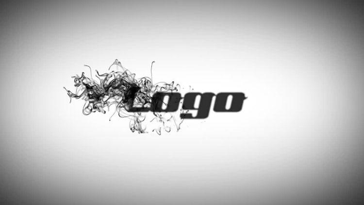 Ink Logo Opener: Premiere Pro Templates