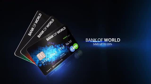 Plastic Card Promotion: After Effects Templates