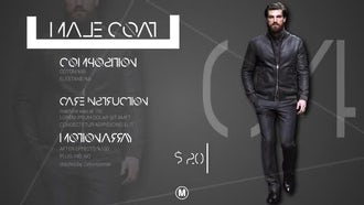Fashion Collection: After Effects Templates
