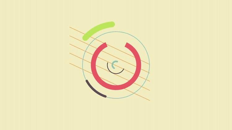 Shapes Logo: Premiere Pro Templates