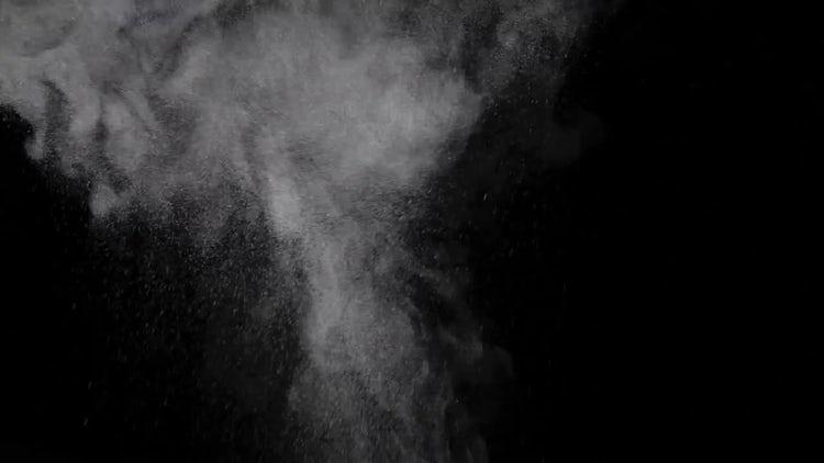 Dust Blast 03: Stock Video
