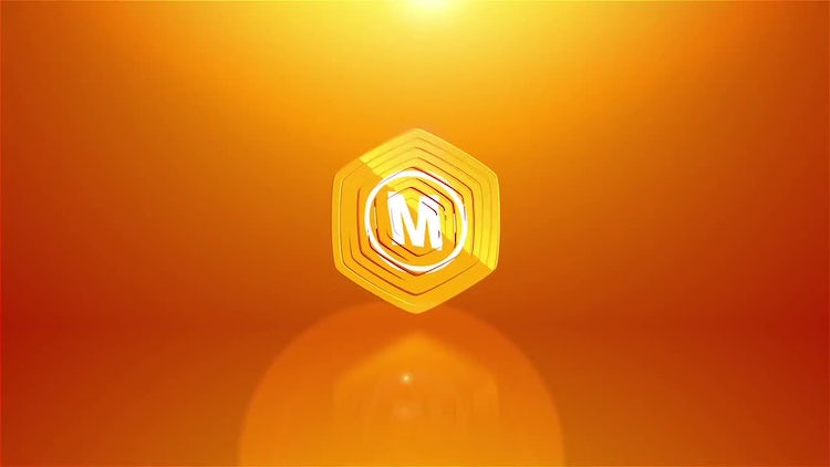 Rotating Logo: After Effects Templates