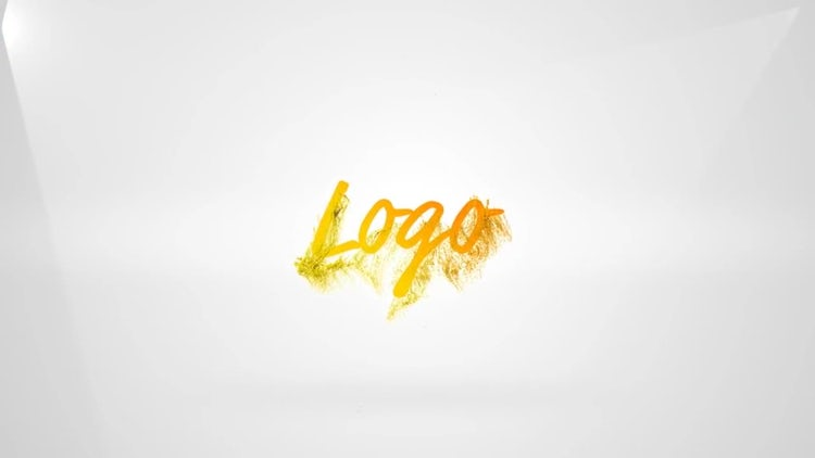 Sandy Logo Reveal: After Effects Templates