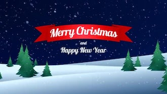 Christmas Open: After Effects Templates