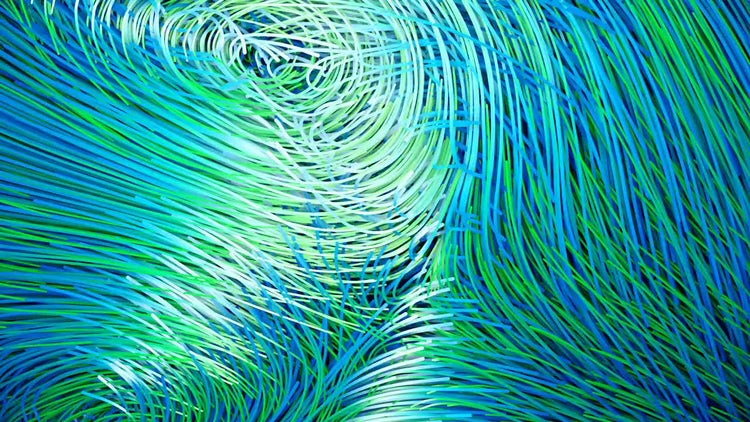 Abstract Lines: Motion Graphics